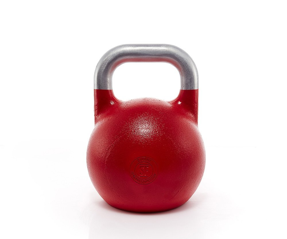 Suprfit Pro Competition Kettlebell frontal adquisicion mercado clase