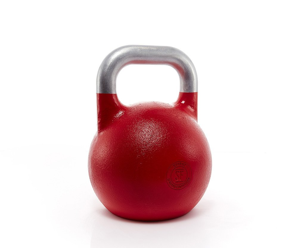 Suprfit Pro Competition Kettlebell perfil economica mejor