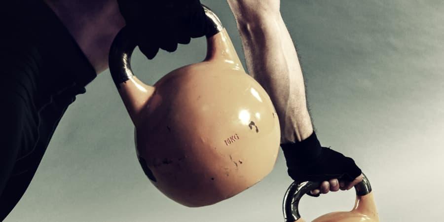 kettlebells pesas rusas ejercicios movimientos