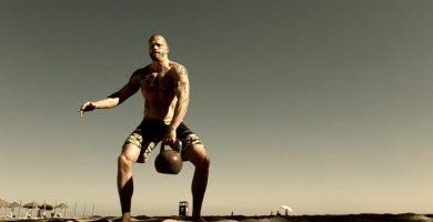 kettlebells pesas rusas ejercicios