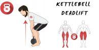 pesas rusas kettlebells deadlift peso muerto