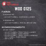 pesas rusas rutinas kettlebells workout crossfit wod 0125