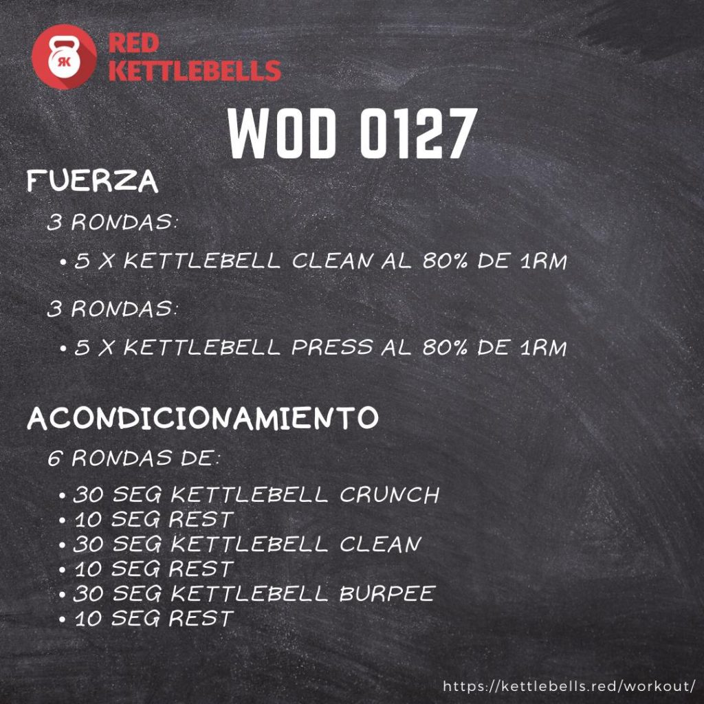 pesas rusas rutinas kettlebells workout crossfit wod 0127