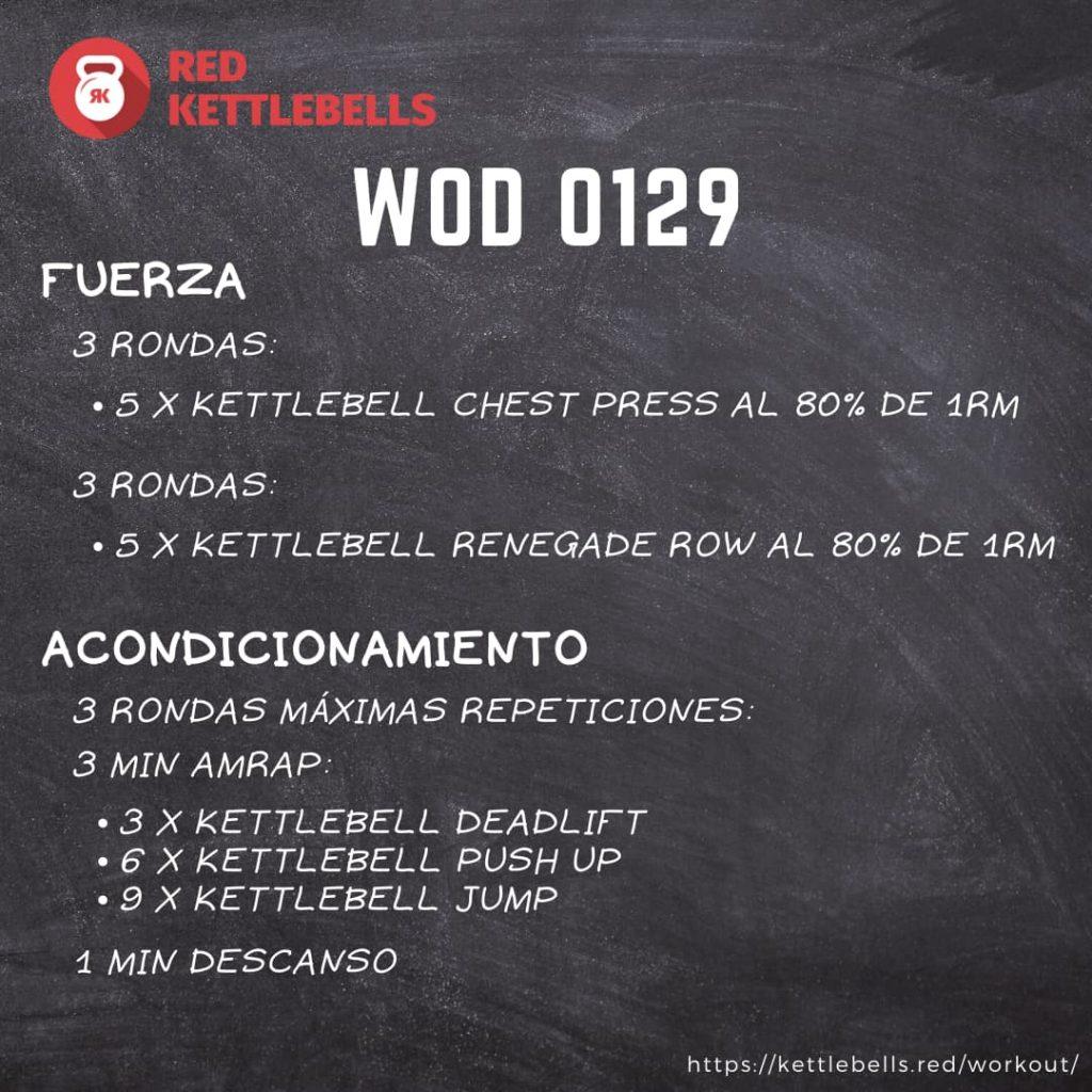 pesas rusas rutinas kettlebells workout crossfit wod 0129