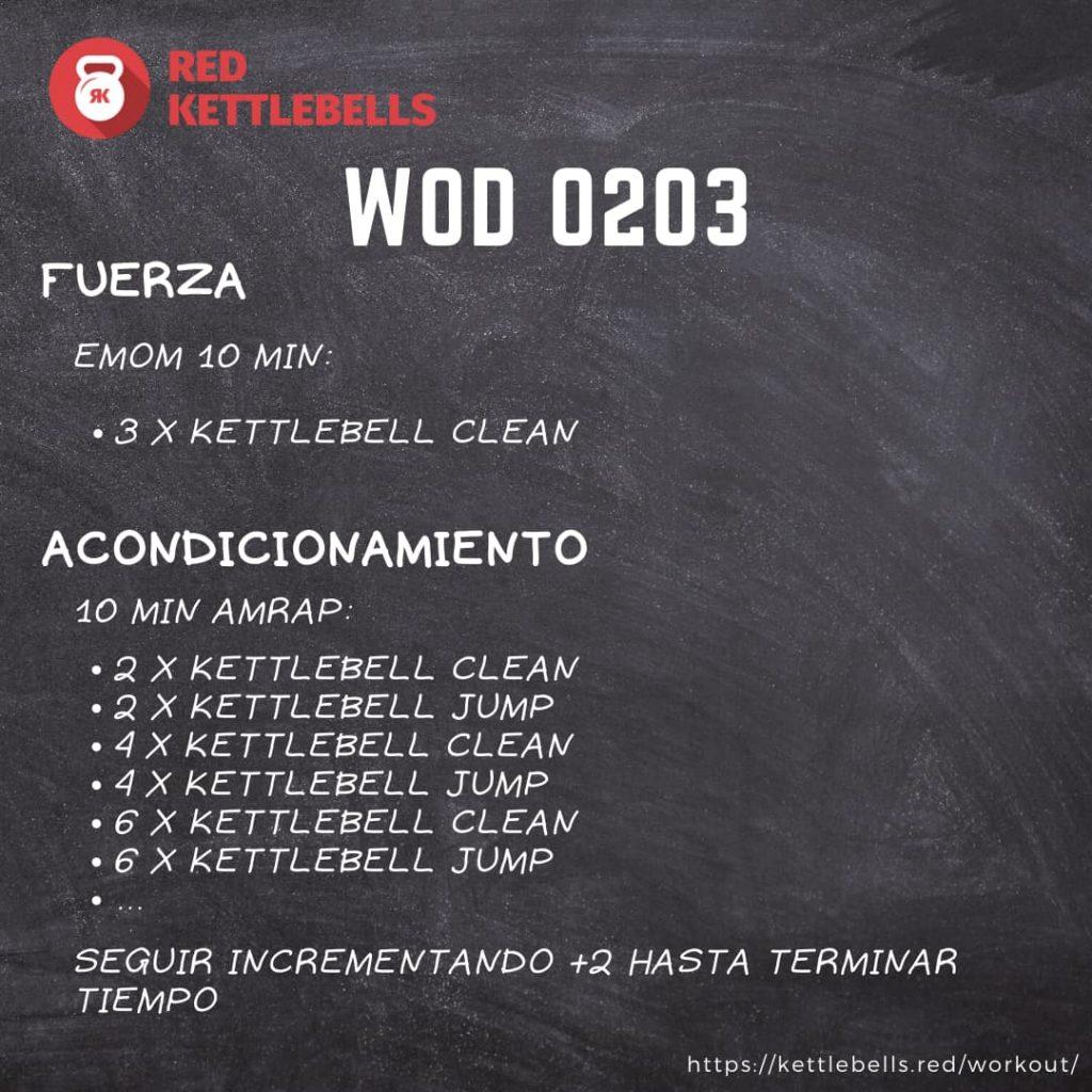 pesas rusas rutinas kettlebells workout crossfit wod 0203