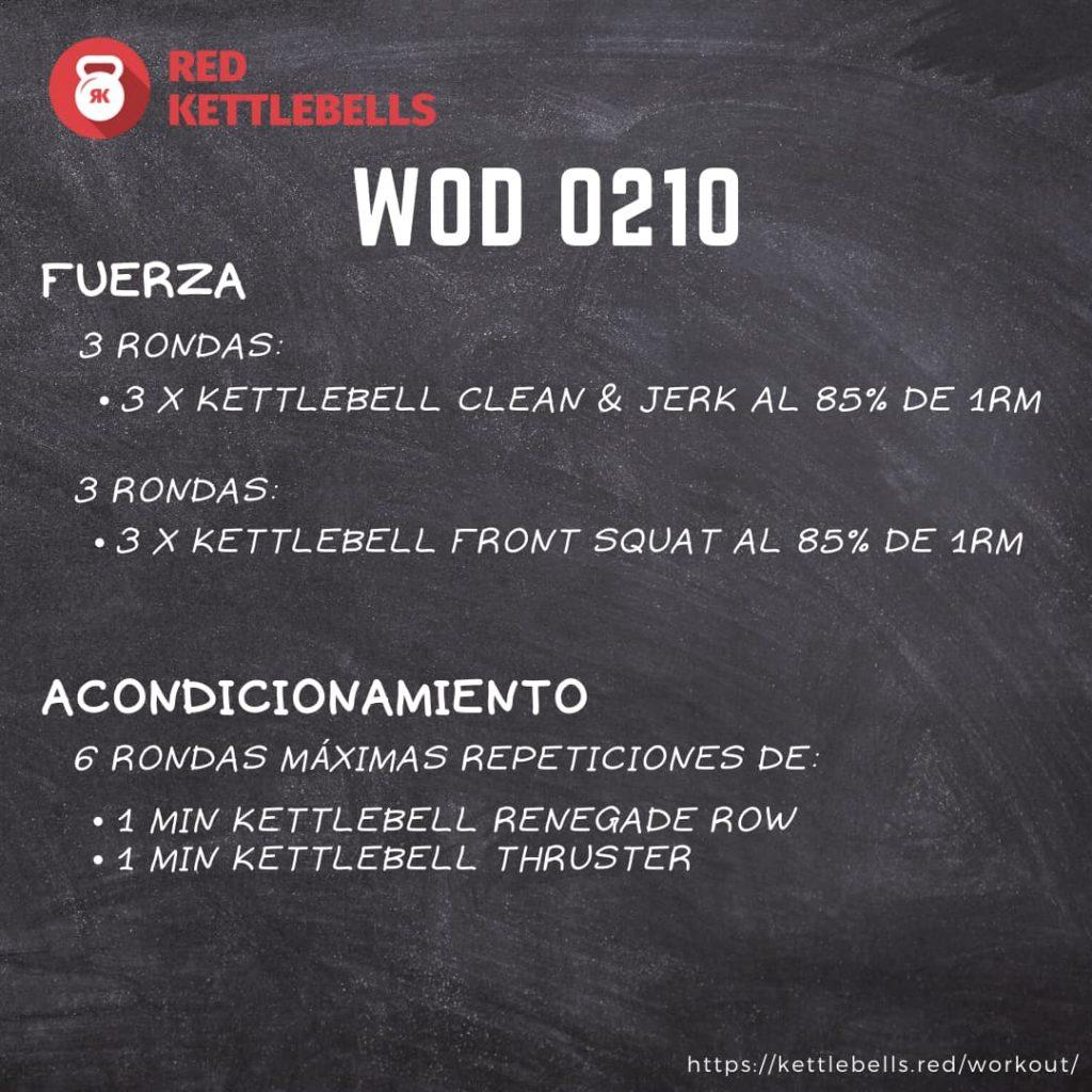 pesas rusas rutinas kettlebells workout crossfit wod 0210