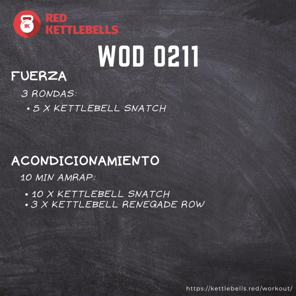 pesas rusas rutinas kettlebells workout crossfit wod 0211