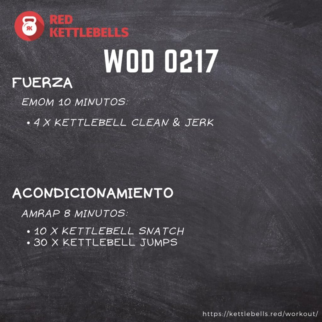 pesas rusas rutinas kettlebells workout crossfit wod 0217