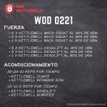 pesas rusas rutinas kettlebells workout crossfit wod 0221
