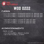 pesas rusas rutinas kettlebells workout crossfit wod 0222