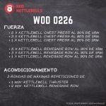 pesas rusas rutinas kettlebells workout crossfit wod 0226