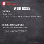 pesas rusas rutinas kettlebells workout crossfit wod 0228