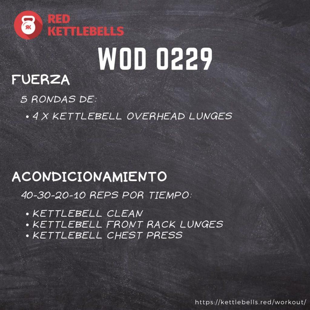 pesas rusas rutinas kettlebells workout crossfit wod 0229