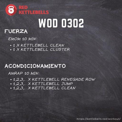 pesas rusas rutinas kettlebells workout crossfit wod 0302