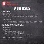 pesas rusas rutinas kettlebells workout crossfit wod 0305
