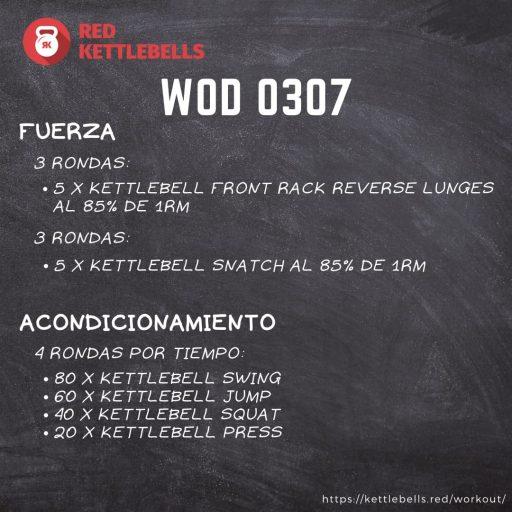 pesas rusas rutinas kettlebells workout crossfit wod 0307