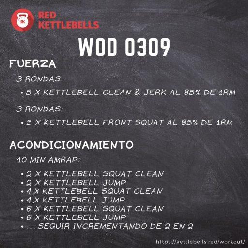 pesas rusas rutinas kettlebells workout crossfit wod 0309