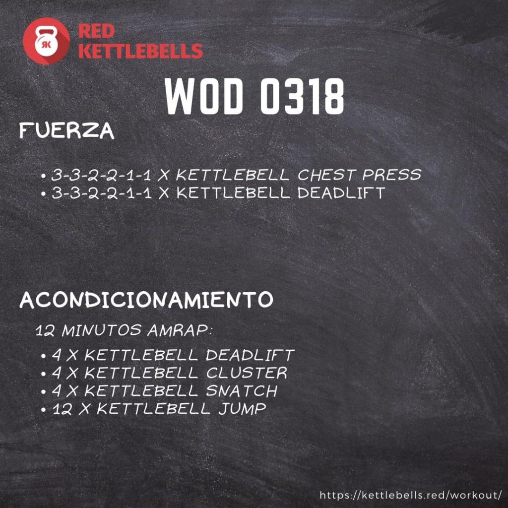 pesas rusas rutinas kettlebells workout crossfit wod 0318
