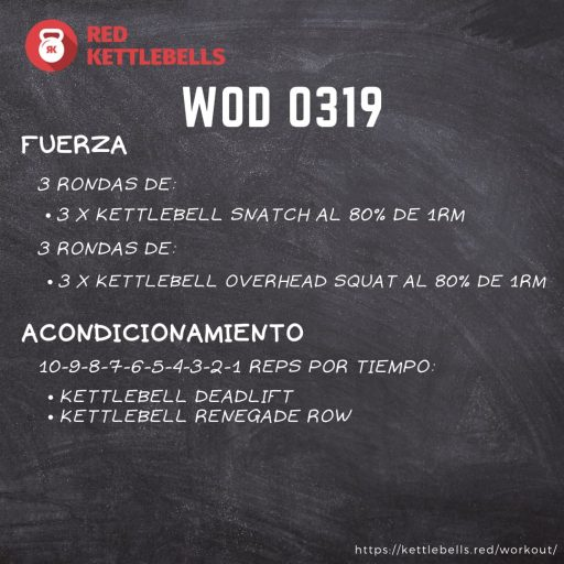 pesas rusas rutinas kettlebells workout crossfit wod 0319
