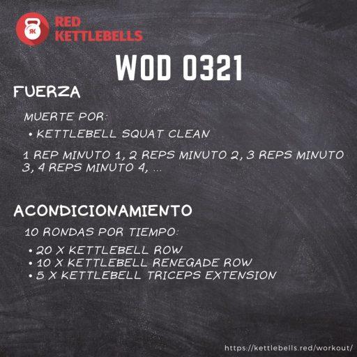pesas rusas rutinas kettlebells workout crossfit wod 0321