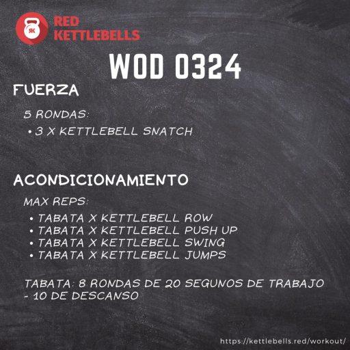 pesas rusas rutinas kettlebells workout crossfit wod 0324