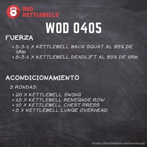 pesas rusas rutinas kettlebells workout crossfit wod 0405