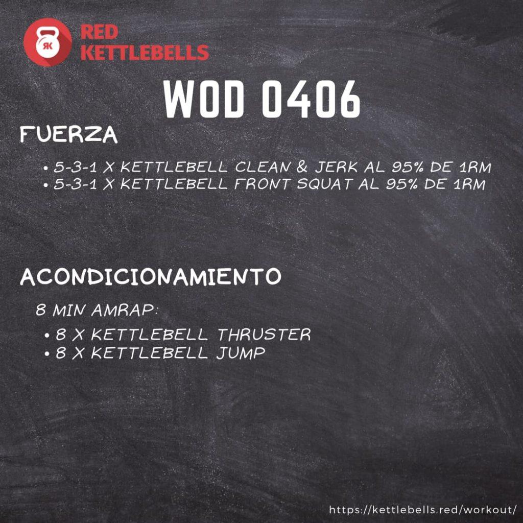pesas rusas rutinas kettlebells workout crossfit wod 0406