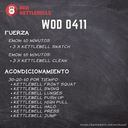 pesas rusas rutinas kettlebells workout crossfit wod 0411