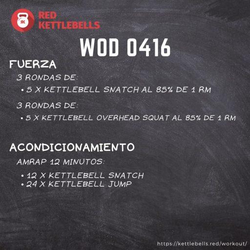 pesas rusas rutinas kettlebells workout crossfit wod 0416