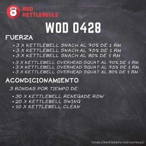 pesas rusas rutinas kettlebells workout crossfit wod 0428