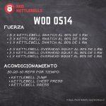 pesas rusas rutinas kettlebells workout crossfit wod 0514