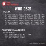 pesas rusas rutinas kettlebells workout crossfit wod 0521