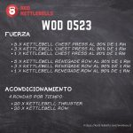 pesas rusas rutinas kettlebells workout crossfit wod 0523