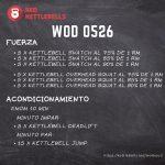 pesas rusas rutinas kettlebells workout crossfit wod 0526