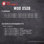 pesas rusas rutinas kettlebells workout crossfit wod 0528