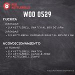 pesas rusas rutinas kettlebells workout crossfit wod 0529