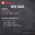 pesas rusas rutinas kettlebells workout crossfit wod 0602