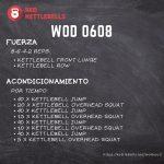 pesas rusas rutinas kettlebells workout crossfit wod 0608