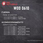 pesas rusas rutinas kettlebells workout crossfit wod 0610