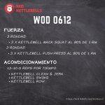 pesas rusas rutinas kettlebells workout crossfit wod 0612