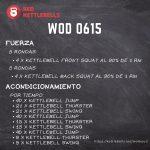 pesas rusas rutinas kettlebells workout crossfit wod 0615