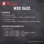 pesas rusas rutinas kettlebells workout crossfit wod 0622