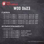 pesas rusas rutinas kettlebells workout crossfit wod 0623