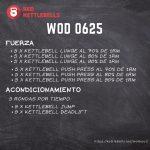 pesas rusas rutinas kettlebells workout crossfit wod 0625