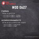 pesas rusas rutinas kettlebells workout crossfit wod 0627
