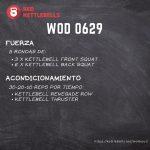 pesas rusas rutinas kettlebells workout crossfit wod 0629