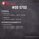 pesas rusas rutinas kettlebells workout crossfit wod 0702