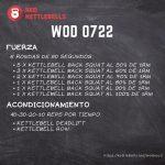 pesas rusas rutinas kettlebells workout crossfit wod 0722