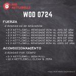 pesas rusas rutinas kettlebells workout crossfit wod 0724