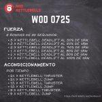 pesas rusas rutinas kettlebells workout crossfit wod 0725